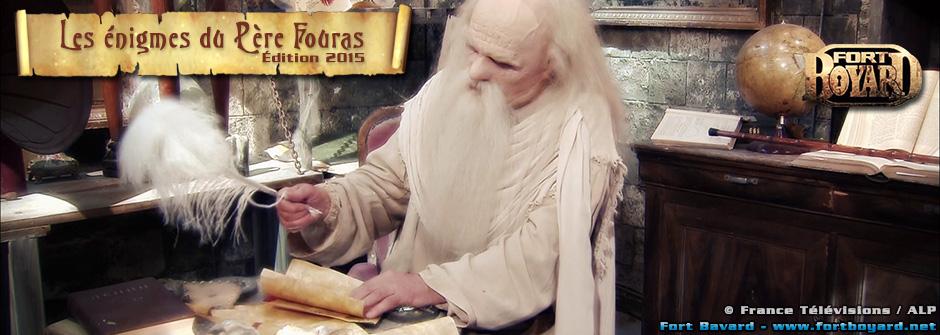 Les énigmes du Père Fouras