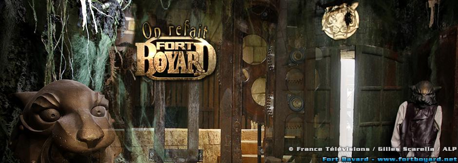 On refait Fort Boyard: partez à l'Assaut du Fort!