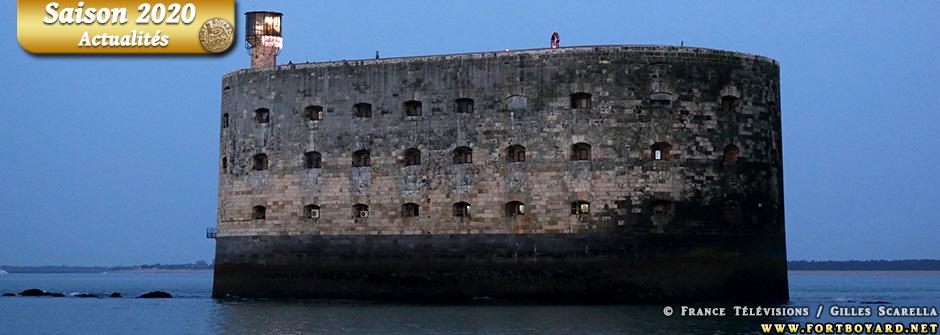 Fort Boyard sera mis en lumière prochainement