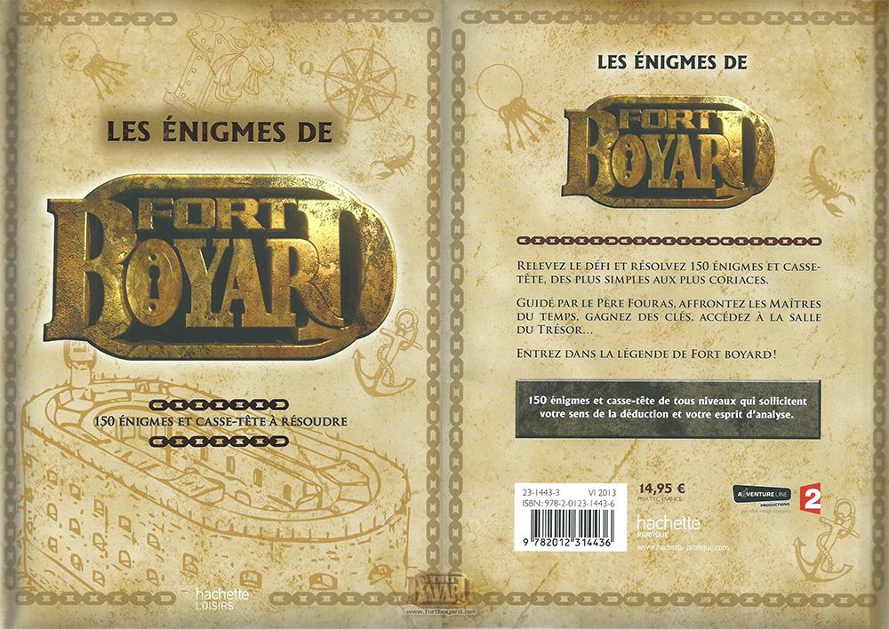 Nouveaux Produits Dérivés Les énigmes De Fort Boyard Et Les
