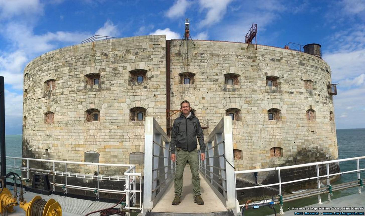 Les premières images de « Fort Boyard » dans Cap Sud Ouest (France 3 ...